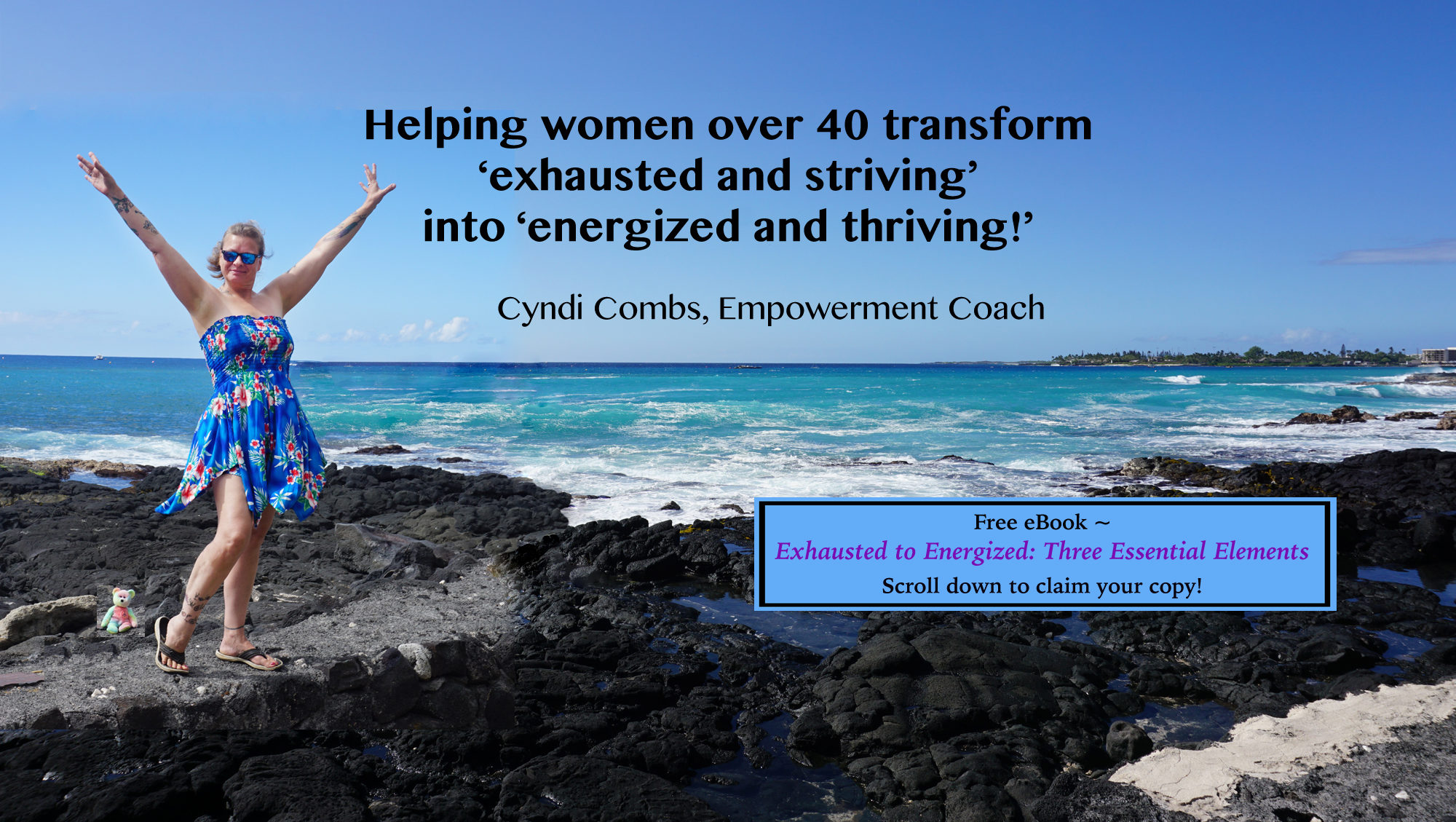 Cyndi Combs Empowerment Coaching