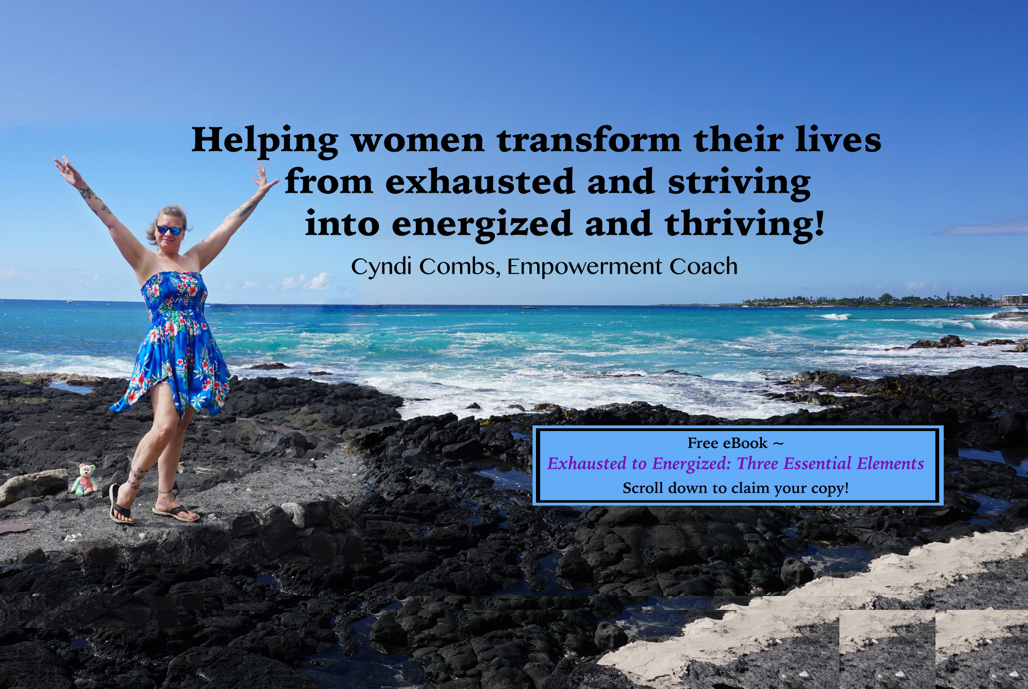 Cyndi Combs Empowerment Coaching